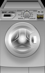 lavatrice non scarica acqua