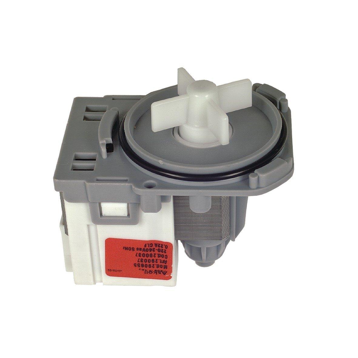 Sostituzione tubo scarico lavatrice lg
